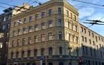 Ēku Rīgā, Tērbatas ielā 45 rekonstrukcija