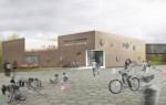 Limbažu pilsētas daudzfunkcionālais sporta un veselības komplekss, Jaunatnes iela 4a, Limbaži