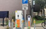 Elektromobiļu uzlādes stacijas izbūve