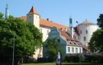 Rīgas pils priekšpils rekonstrukcija/restaurācija Rīgā, Pils laukumā 3