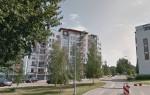 Daudzstāvu daudzdzīvokļu namu apbūve Rīgā, Stirnu ielā 34; Upeņu ielā b/n