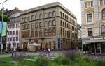 Fitinghofa nama rekonstrukcija Rīgā, R.Vāgnera ielā 2