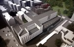 Multifunkcionāls apbūves komplekss Rīgā, Brīvības ielā 187