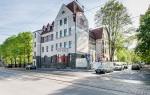 Dzīvojamās ēkas rekonstrukcija un jaunbūves Slokas ielā 31, Rīgā