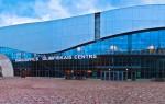 Daudzfunkcionāls sporta centrs Daugavpilī, Stadiona iela 1