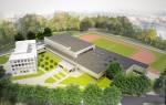 Siguldas sporta kompleksa projektēšana un būvniecība