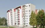 Daudzstāvu daudzdzīvokļu namu apbūve Slokas ielā 130, Rīgā