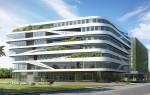Latvijas Universitātes (LU) Akadēmiskā centra otrā kārta - Zinātņu  centra ēka